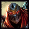 Zed - the Master of Shadows