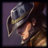 Twisted Fate - the Card Master