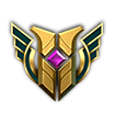 Icon for mastery level 6